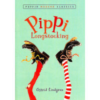 Pippi Longstocking 《长袜子皮皮》ISBN9780142402498