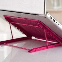 手提电脑支撑架平板电脑支架桌面架子ipad平板办公懒人笔记本托架