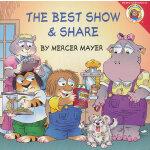 Little Critter: The Best Show & Share 小怪物:最棒的收藏分享会 ISBN9780061478017