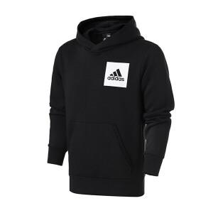 adidas阿迪达斯男服卫衣连帽套头衫休闲运动服S98769