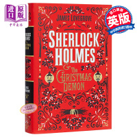 【中商原版】福��摩斯�c圣�Q�耗� 英文原版 Sherlock Holmes and the Christmas Demon