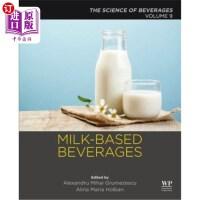 【中商海外直订】Milk-Based Beverages: Volume 9: The Science of Beve
