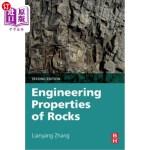 【中商海外直订】Engineering Properties of Rocks