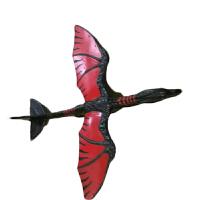塑料飞机玩具 泡沫 回旋飞机航模手抛滑翔机 扔投掷飞机户外儿童玩具EPP耐摔塑料