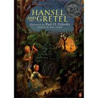 Hansel and Gretel 英文原版儿童书《韩赛尔与格雷特》1985年凯迪克银奖