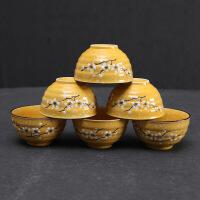日式创意家用餐具陶瓷碗套装饭碗碗筷套装吃饭米饭碗碗碟套装汤碗