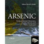 【预订】Arsenic: Environmental Chemistry, Health Threats and Wa