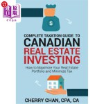 【中商海外直订】Complete Taxation Guide to Canadian Real Estate Inv