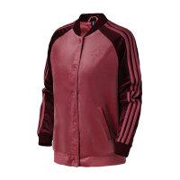 adidas阿迪达斯NEO女装外套立领运动休闲外套DM2078