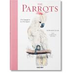 包邮 现货 TASCHEN出版 Edward Lear: The Parrots 爱德华李尔:鹦鹉 鸟鹦鹉手绘手搞艺术