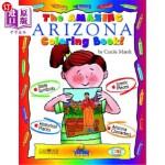 【中商海外直订】Awesome Arizona Color Bk