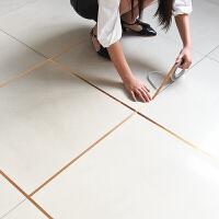 防水墙缝贴 客厅卧室地面瓷砖防水防霉美缝贴纸墙面缝隙装饰地板砖贴条自粘