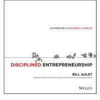 Disciplined Entrepreneurship 9781118692288