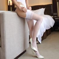 性感情趣内衣激情用品套装包芯丝中长筒黑丝袜制服女