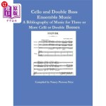 【中商海外直订】Cello and Double Bass Ensemble Music