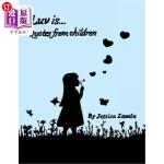 【中商海外直订】Luv Is: Quotes from Children