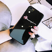 抖音同款iphone5s�O果5s手�C��5se玻璃保�o套女款可��i5s��性��意情�H�W�tins防摔超薄外
