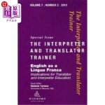 【中商海外直订】English as a Lingua Franca: Implications for Transl