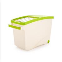 防虫防潮厨房大米桶家用10KG20斤米缸密封面粉收纳盒装米桶储米箱