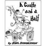 A Giraffe and a Half 谢尔・希尔弗斯坦经典绘本:一只加长十分之五的长颈鹿(精装) ISBN9780060256555