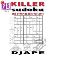 【中商海外直订】Killer Sudoku and Other Puzzle Variants