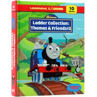 英文原版Ladder Collection: Thomas & Friends #3小火车托马斯和朋友们 分级阅读10