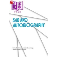 【中商海外直订】Sab and Autobiography