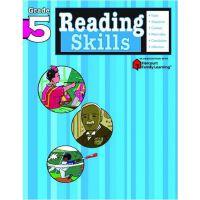 【现货】英文原版 Flash Kids 阅读技能:5年级 Reading Skills: Grade 5 ( Harc