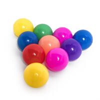 海洋球池批发波波球宝宝游乐场球池彩色球环保加厚