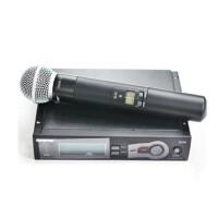 舒尔 SLX24/SM58 专业手持无线话筒麦克风 舞台