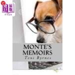 【中商海外直订】Monte's Memoirs