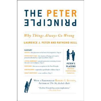【预订】The Peter Principle  Why Things Always Go Wrong 预订商品,需要1-3个月发货,非质量问题不接受退换货。