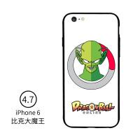 苹果六手机壳新款 卡通七龙珠iphone6splus软套可爱6p日韩潮