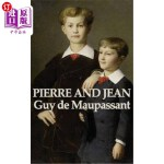 【中商海外直订】Pierre and Jean