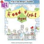 【中商海外直订】Food Fight Knight: A Tale of Food Allergies and Fri