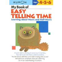 【预订】My Book of Easy Telling Time: Learning about Hours and