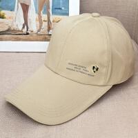 20180904193534071新款韩版运动户外旅游遮阳夏季遮阳男女士 棒球帽 JX167 米色 可调节