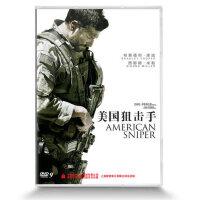 正版 美国狙击手 高清电影DVD D9光盘碟片 2015奥斯卡大片