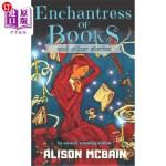 【中商海外直订】Enchantress of Books and other stories