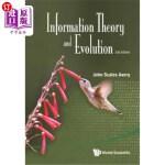 【中商海外直订】Information Theory and Evolution (2nd Edition)
