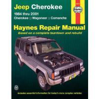 【预订】Jeep Cherokee 1984 thru 2001 - Cherokee - Wagoneer - Co
