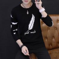 青少年针织外套男士毛衣冬季2018新款韩版潮流加厚秋季中学生男装