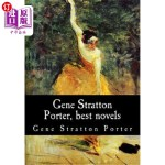 【中商海外直订】Gene Stratton Porter, best novels