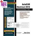 【中商海外直订】AutoCAD Electrical 2016 for Electrical Control Desi