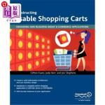 【中商海外直订】Constructing Usable Shopping Carts: Designing and B