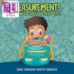 【中商海外直订】Measurements (Inches, Centimeters Etc.): 2nd Grade