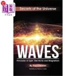 【中商海外直订】Waves: Principles of Light, Electricity and Magneti