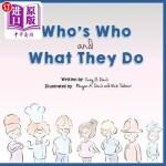 【中商海外直订】Who's Who and What They Do