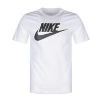 NIKE耐克 男装 运动休闲透气圆领短袖T恤 AR5005-101