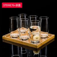 进口玻璃杯子家用套装凉水壶玻璃耐高温耐热防爆凉白开茶壶冷水壶